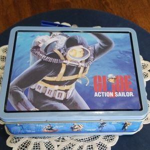 Hasboro G.I. Joe Tin Lunch Box